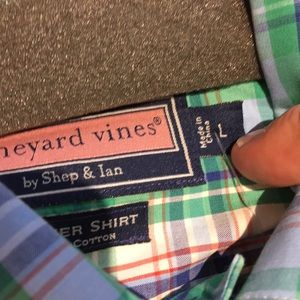Vineyard Vines Shirts - Vineyard Vines Oxford